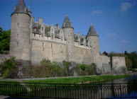 gites in Brittany near Josselin castle