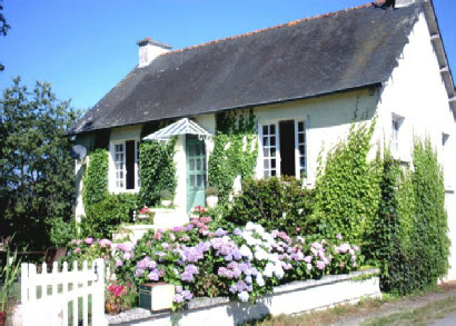 charming cottage in Brittany for year round holiday lets