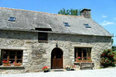 3 bedroom gite to rent in Brittany